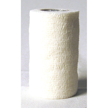 "3M Vetrap Bandaging Tape 5 yd X 4"" White"