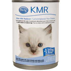 KMR® Liquid Replacer for Kittens & Cats, 11oz Can