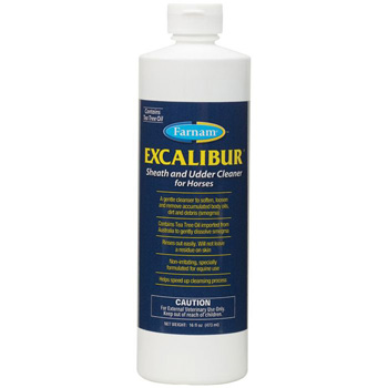 Excalibur Sheath and Udder Cleaner 16 oz