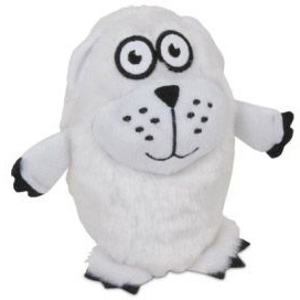 Plush Grunt Polar Bear Toy