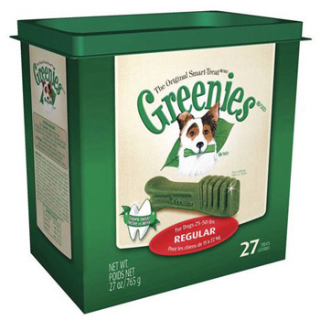 Greenies Regular 27 oz