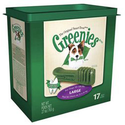 Greenies Large 27 oz
