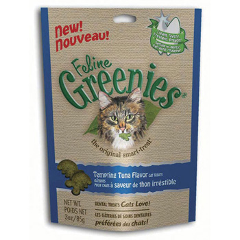Greenies Feline Tuna 2.5 oz