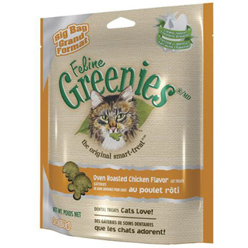Feline Greenies Chicken 5.5 oz