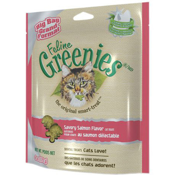 Feline Greenies Salmon 5.5 oz