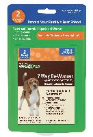 Sentry Worm X Plus 7 Way De-Wormer Small Dog 2 ct