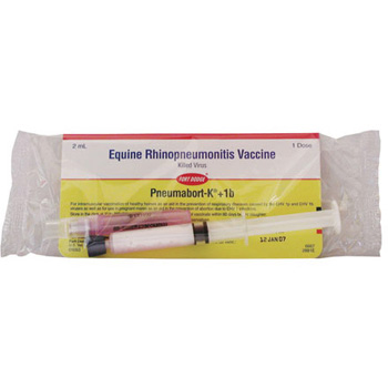 Pneumabort-K + 1B Single Dose