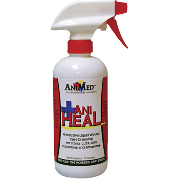 Ani-Heal Wound Spray 16 oz