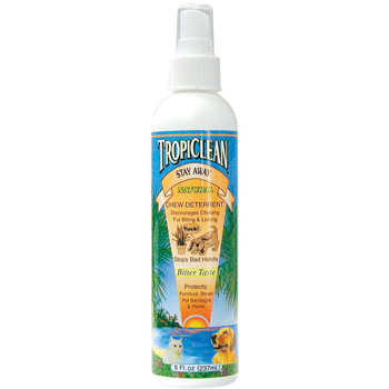 TropiClean Stay Away Pet Chew Deterrent, 8oz