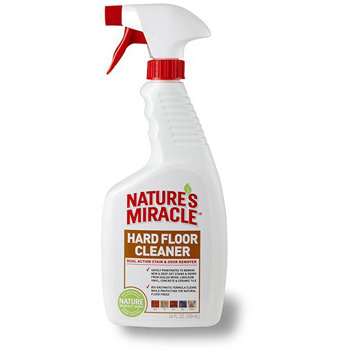 Nature's Miracle Dual Action Spray Hard Floor Stain & Odor Remover 24 oz