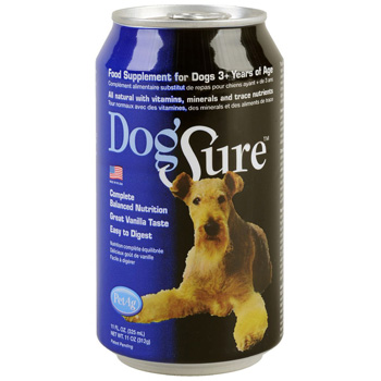 PetAg DogSure Senior Dog Supplement 11oz