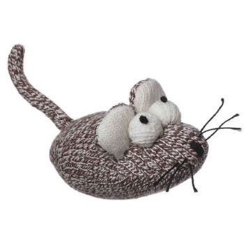 SOCK PALS MOUSE 1.5""