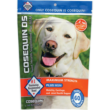 Cosequin Soft Chews Plus MSM 60 ct