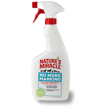 Nature's Miracle No More Marking, 24-Ounce Spray
