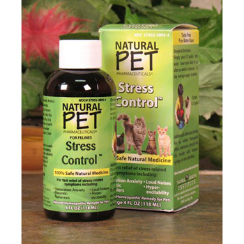 Natural Pet Anxiety And Stress for Cats