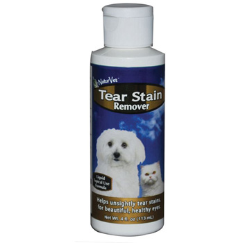 NaturVet Tear Stain Remover for Cats and Dogs