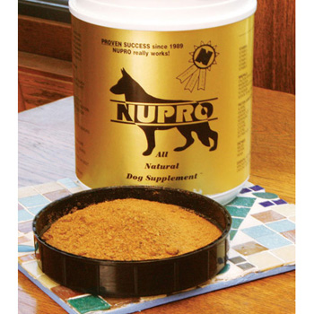 Nupro All Natural Dog Supplement 30 oz