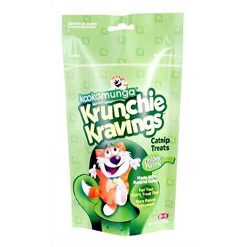 Kookamunga Chicken Flavored treats 5 oz