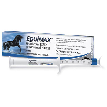 Equimax, 6.42 gm Paste