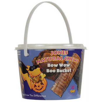Bow Wow Boo Bucket