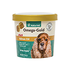 Omega-Gold Plus Salmon Oil Soft Chew Cup 90 ct
