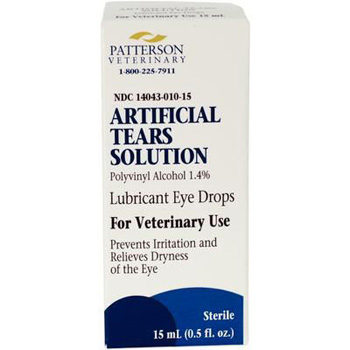 Artificial Tears Solution 15 ml