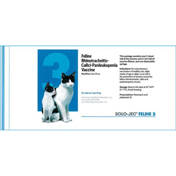 Solo-Jec Feline 3 Single Dose