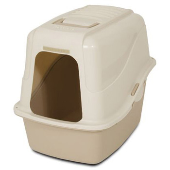 Litter Pan with Hood Jumbo