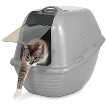 Stay Fresh Jumbo Hooded Litter Pan