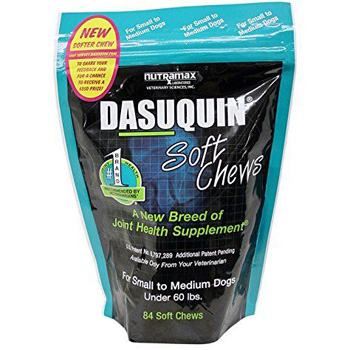 Dasuquin Soft Chews Small/Medium Dogs 84 ct