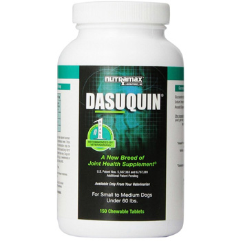 Dasuqin Chewable Tablets Small/Medium Dogs 150 ct