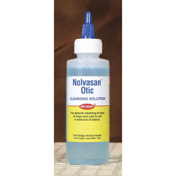 Nolvasan Otic Cleansing Solution, 4-Ounce