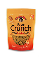 Charlee Bear - Bear Crunch - Chicken, Pumpkin and Apple 8 oz