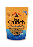 Charlee Bear - Bear Crunch - Bacon and Blueberry 8 oz
