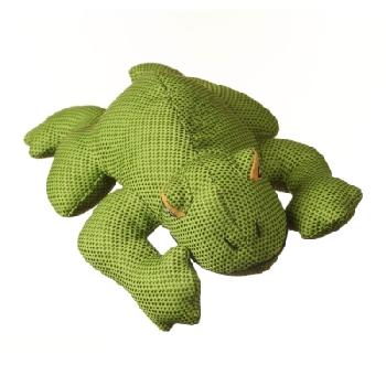 Multipet Dazzlers Frog Squeaker Toy, 11 Inches