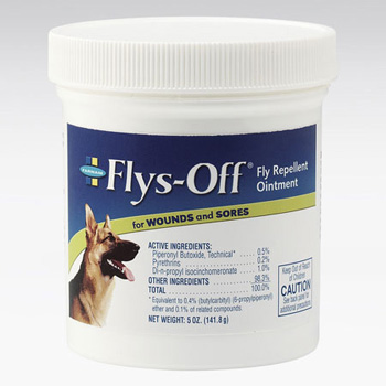 Flys Off Ointment 5 oz