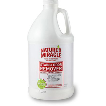 Nature's Miracle Just For Cats Stain And Odor Remover Gallon