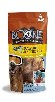 "Boone Rawhide with Chicken 6""-7"""