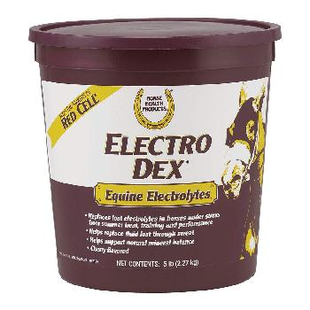 Electro Dex for horses, 5 pounds