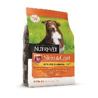 Grain Free Skin & Coat Natural Soft Biscuits for Dogs 30 ct