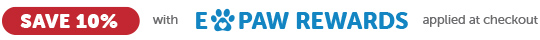Save 10% with E PAW Rewards