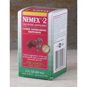 Nemex-2 Wormer 2 oz