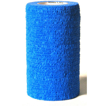 "3M Vetrap Bandaging Tape 5 yd X 4"" Blue"