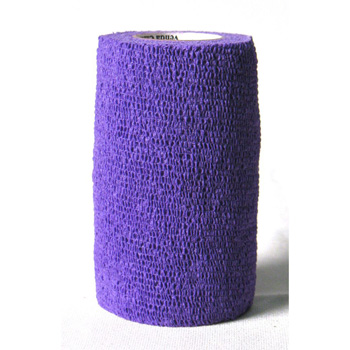 "3M Vetrap Bandaging Tape 5 yd X 4"" Purple"