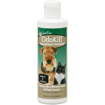 NaturVet Odor Eliminator- Deodorizing Odor Killer 8 oz