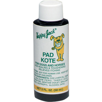 Happy Jack Pad Kote 2 oz