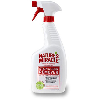 Nature's Miracle Stain & Odor Remover Spray 24 oz