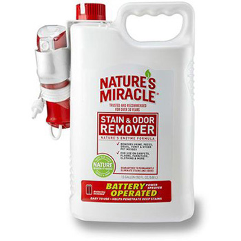 Nature's Miracle Stain Odor Remover 1.5 Gallon
