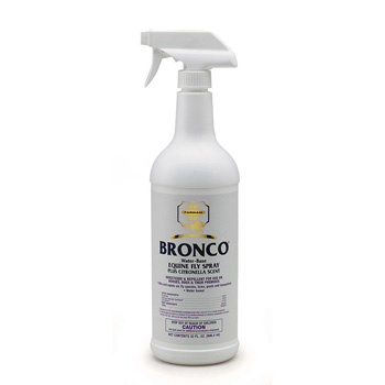 Bronco Equine Fly Spray 32 oz
