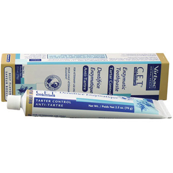 C.E.T. Tarter Control Toothpaste for Dogs